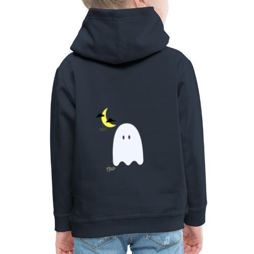 VHP Ghost & Spider - Premium hættetrøje til børn