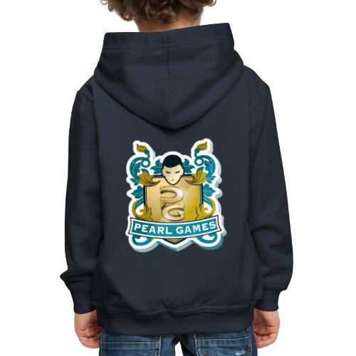 PEARL GAMES - Pull à capuche Premium Enfant