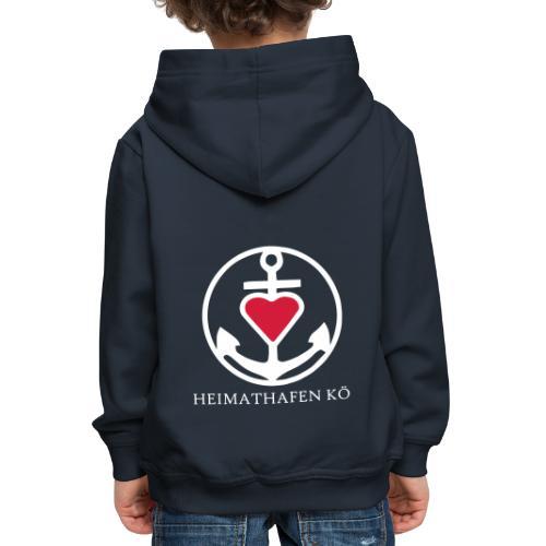 Heimathafen KÖ - Kinder Premium Hoodie