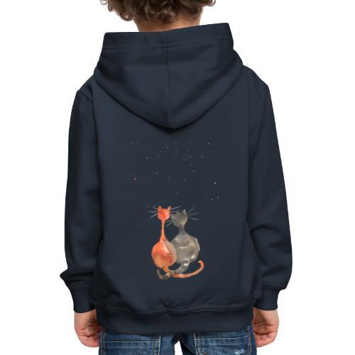 Wir staunen - Kinder Premium Hoodie