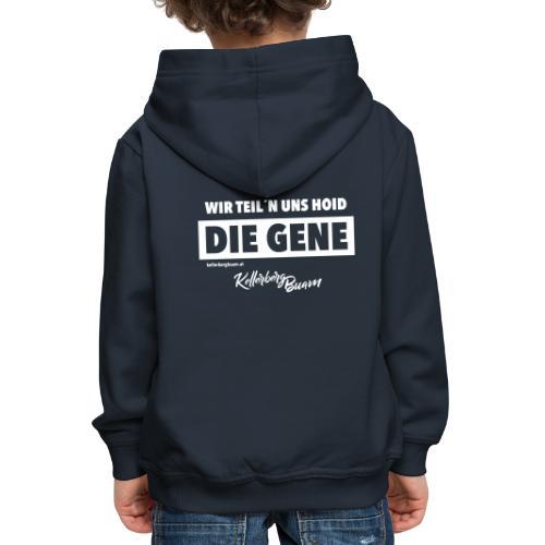 Die Gene - Kinder Premium Hoodie