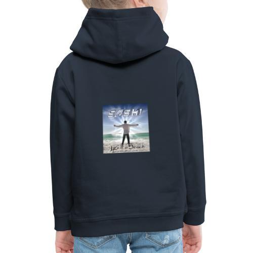 Life Is A Beach Cover - Kids' Premium Hoodie