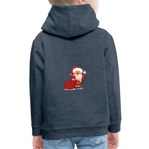 Christmas 02 - Pull à capuche Premium Enfant