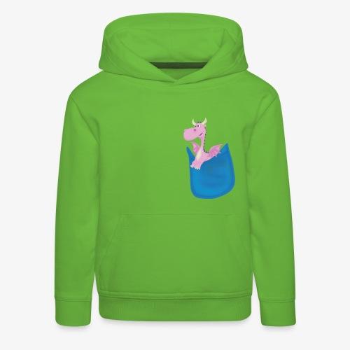 My Pocket Dragon Pal - Kids' Premium Hoodie