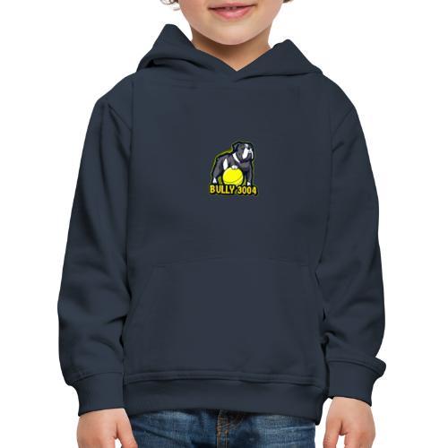 Logo mit #BullyArmy am Rücken - Kinder Premium Hoodie