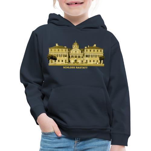 Rastatt Schloss Residenz Barock Baden-Baden - Kinder Premium Hoodie