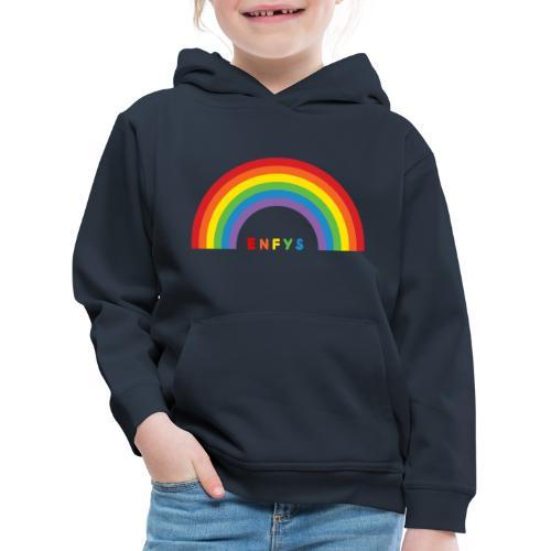Enfys - Kids' Premium Hoodie