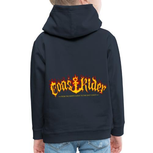 Coastrider v4 - Kinder Premium Hoodie