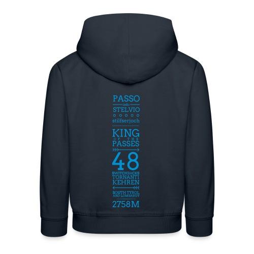 KING - Kinder Premium Hoodie