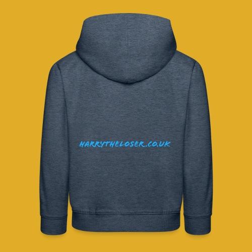 harrytheloser.co.uk - Kids' Premium Hoodie