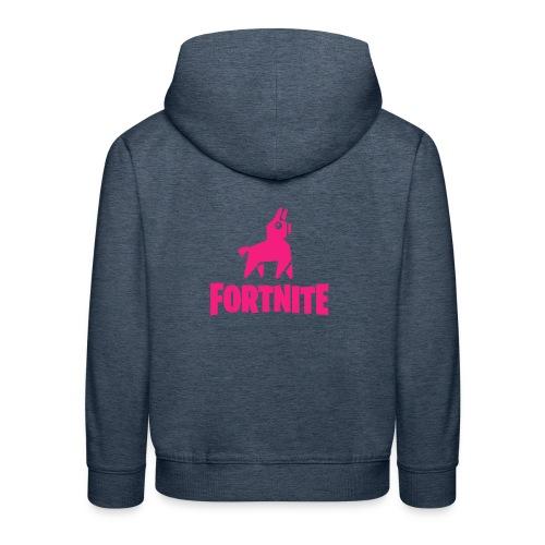 Fortnite Llama - Kids' Premium Hoodie