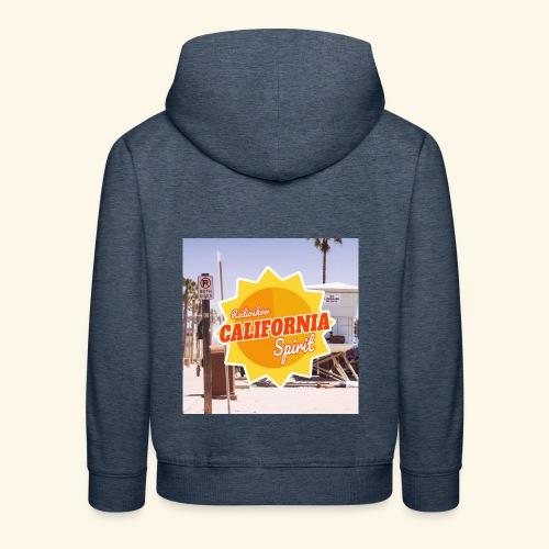 Los Angeles - Pull à capuche Premium Enfant