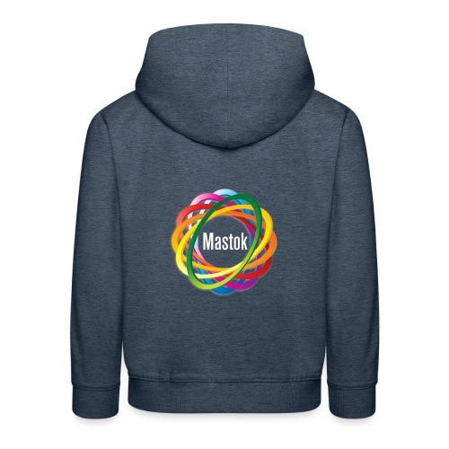 Mastok's Logo - Kinder Premium Hoodie