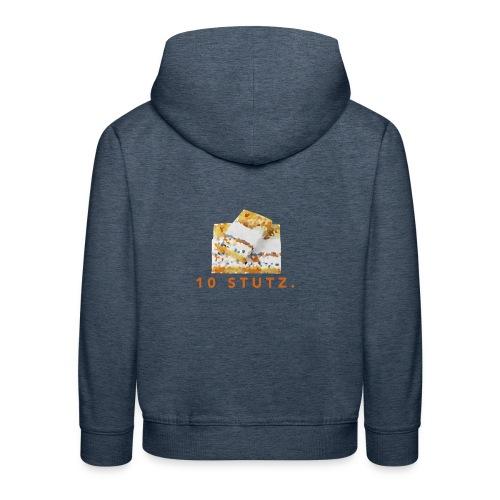10.- - Kinder Premium Hoodie