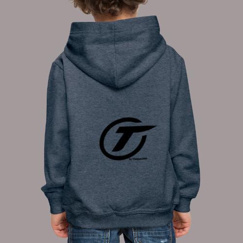 T-Logo (Timman2004) - Kids' Premium Hoodie