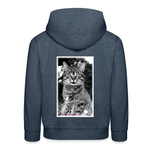 Tiger-Tom - Kinder Premium Hoodie