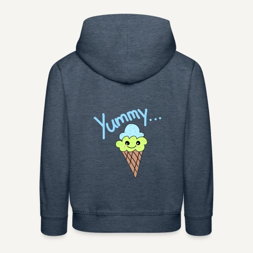 Yummy - Kinder Premium Hoodie