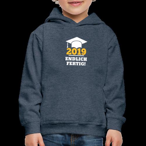 Doktorhut - Geschenk Schüler, Student, Doktorand - Kinder Premium Hoodie