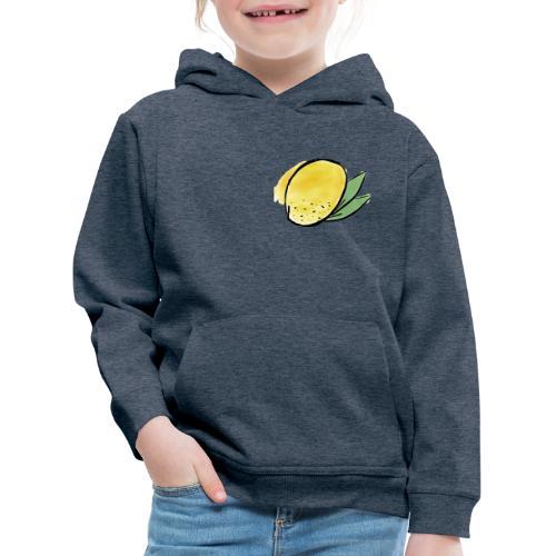 Lemon Heart Dark - Lasten premium huppari