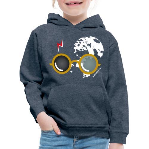 Spotted.Horse Open - Felpa con cappuccio Premium per bambini