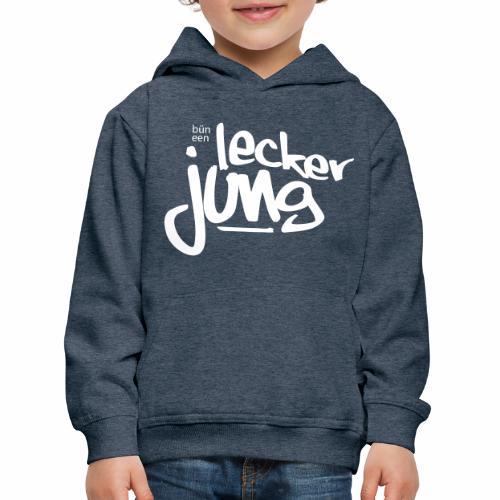 Lecker Jung - Kinder Premium Hoodie