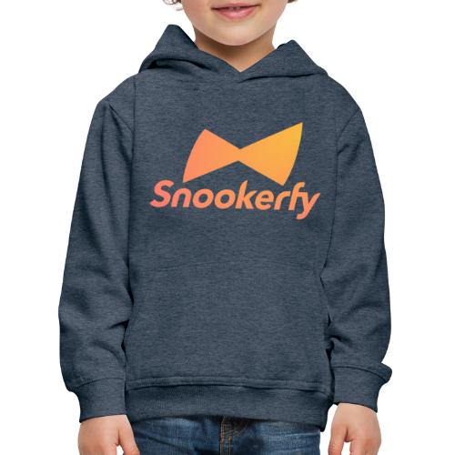 Snookerfy - Kids' Premium Hoodie