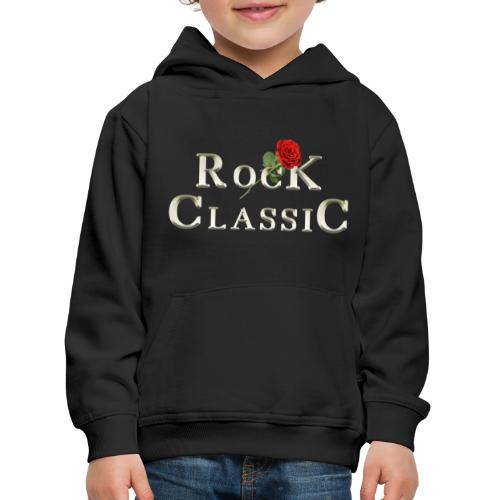 Rock Classic Rose - Kinder Premium Hoodie