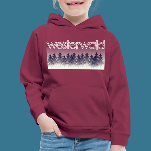 Mystischer Westerwald. - Kinder Premium Hoodie