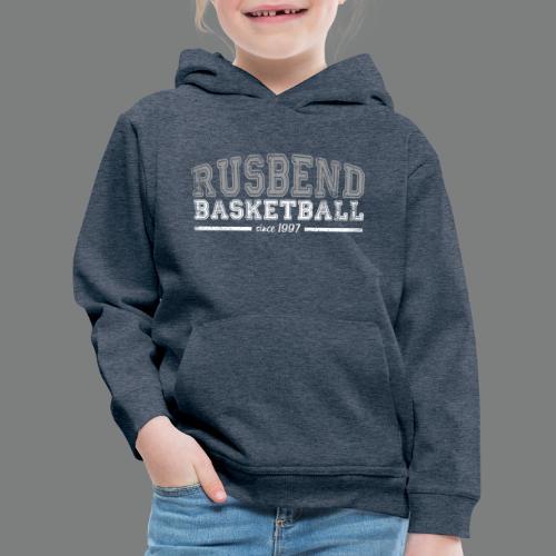 Rusbend Logo G/W - Kinder Premium Hoodie
