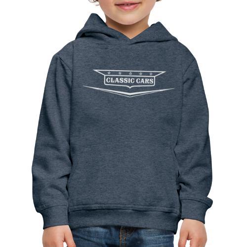 Classic Cars - Kinder Premium Hoodie