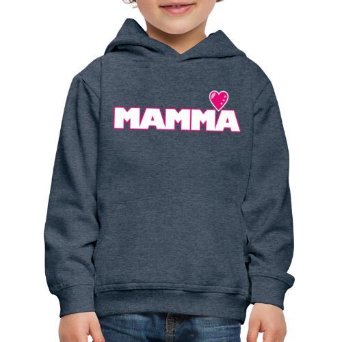 MAMMA - Premium-Luvtröja barn