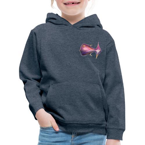 Wegweiser Fisch - Kinder Premium Hoodie