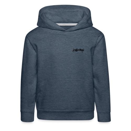 Leglobal Brand - Sudadera con capucha premium niño