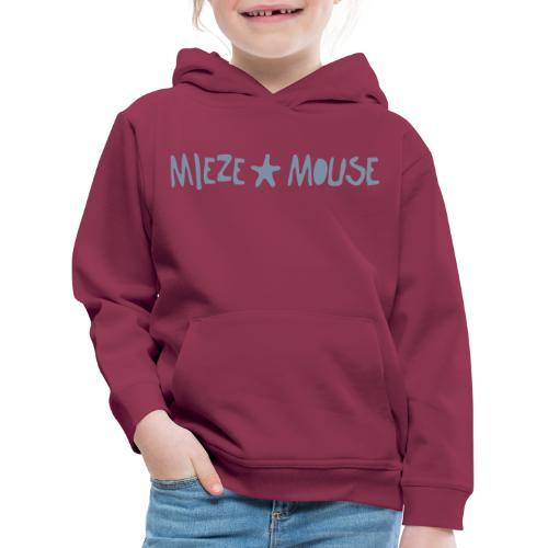 MIEZEMOUSE STAR - Kinder Premium Hoodie