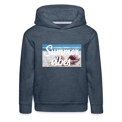 Summervibes - Kinder Premium Hoodie