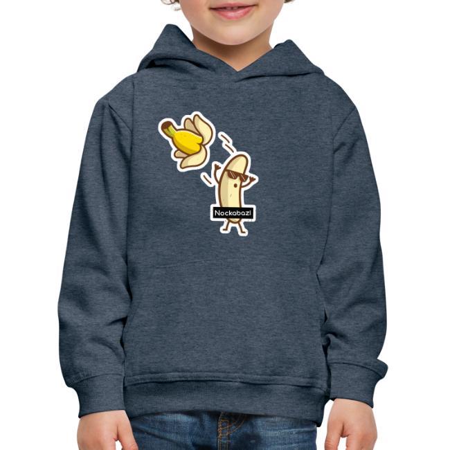 Vorschau: Nockabazl - Kinder Premium Hoodie