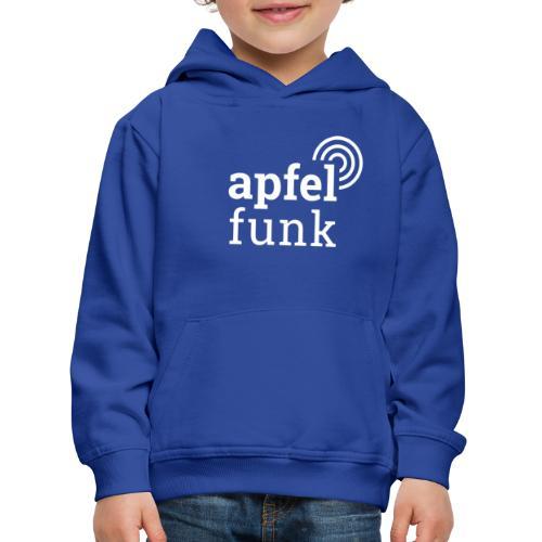 Apfelfunk Dark Edition - Kinder Premium Hoodie