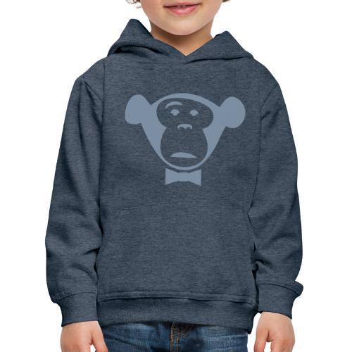 Monkey Media Official Logo - Kinder Premium Hoodie