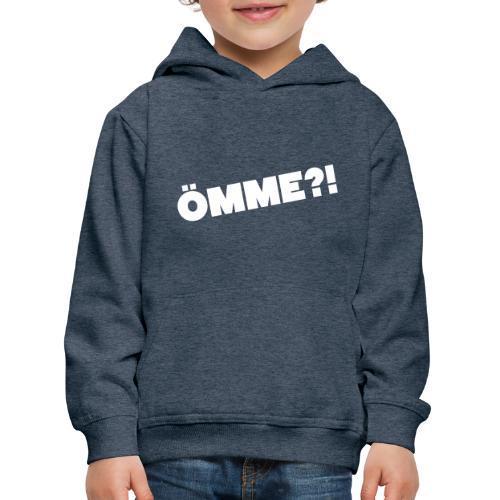 ÖMME - Kinder Premium Hoodie