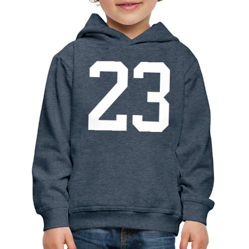 23 VISUR Stefan - Kinder Premium Hoodie