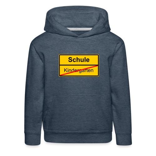 Kindergarten Schule - Kinder Premium Hoodie