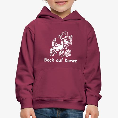 Bock auf Kerwe - Kinder Premium Hoodie