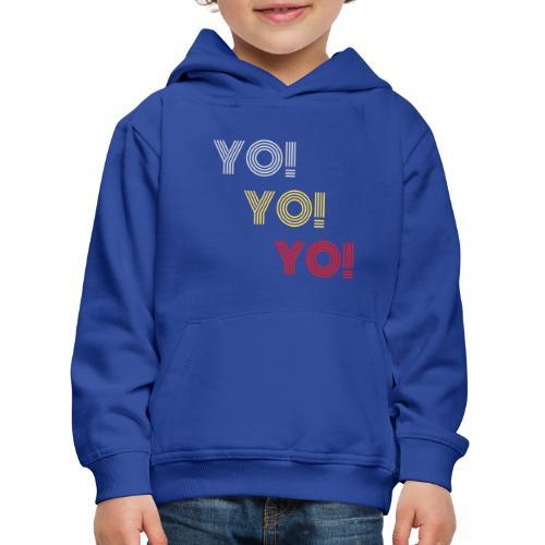 YO! - Kinder Premium Hoodie
