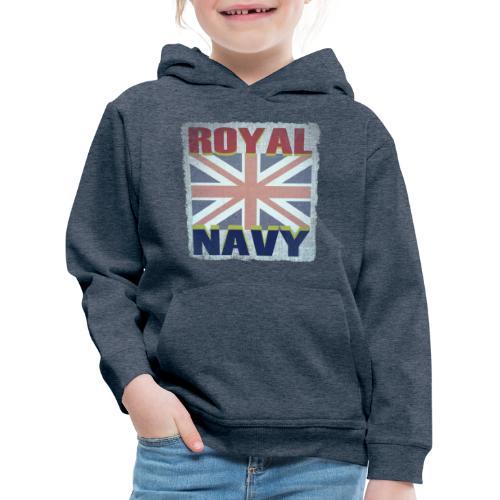 ROYAL NAVY - Kids' Premium Hoodie