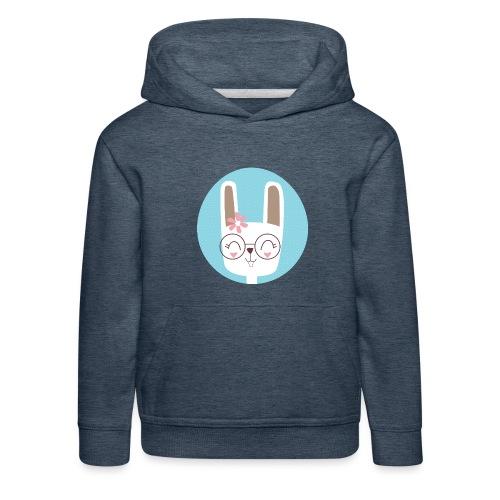 Lisa der Hase - Kinder Premium Hoodie