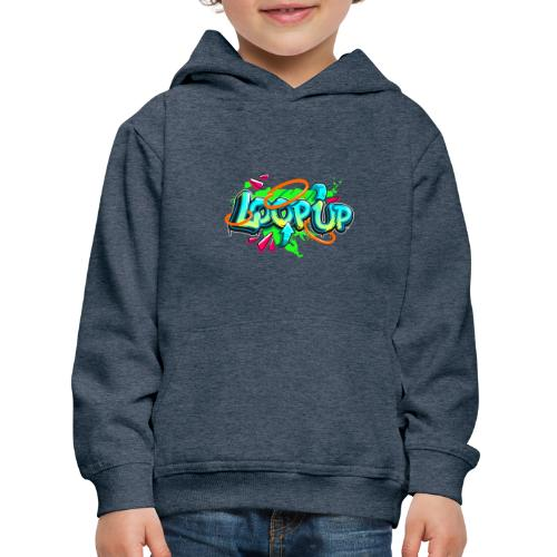 Loop up 4 - Kinder Premium Hoodie