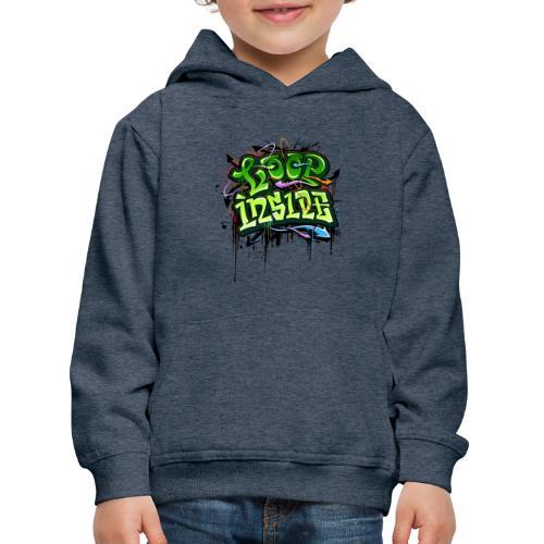 Loop INSIDE 😎 - Kinder Premium Hoodie