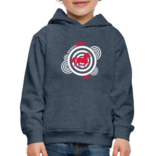 Objectif Tölt & fun (MT5) - Pull à capuche Premium Enfant