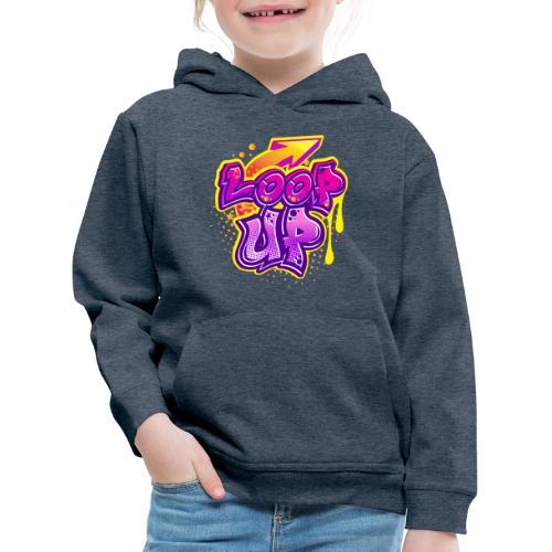 LOOP UP - Kinder Premium Hoodie