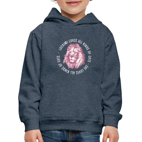 All kinds of cats - Barn - Kids' Premium Hoodie
